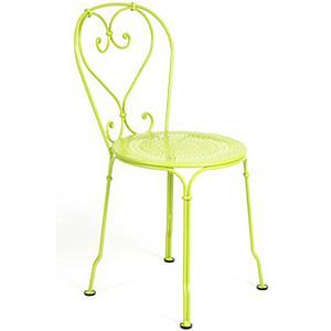 1900 by Fermob Chaise vert verveine