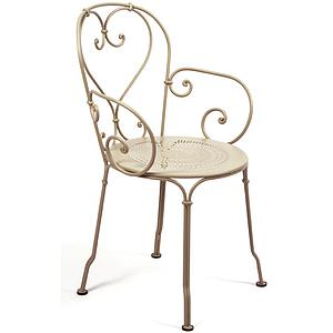 1900 by Fermob Fauteuil muscade
