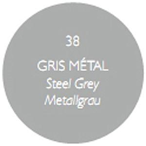 1900 by Fermob Guéridon gris métal