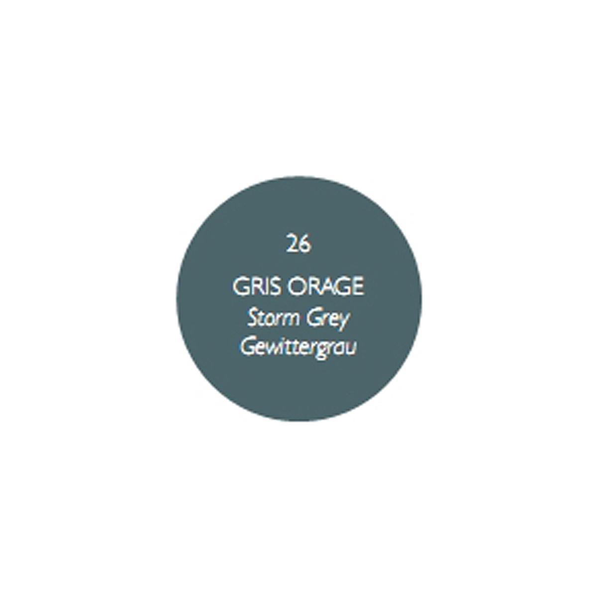 1900 by Fermob Guéridon gris orage