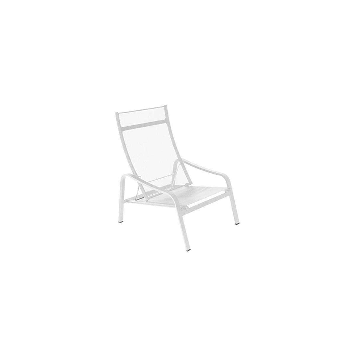 ALIZE by Fermob Fauteuil blanc coton