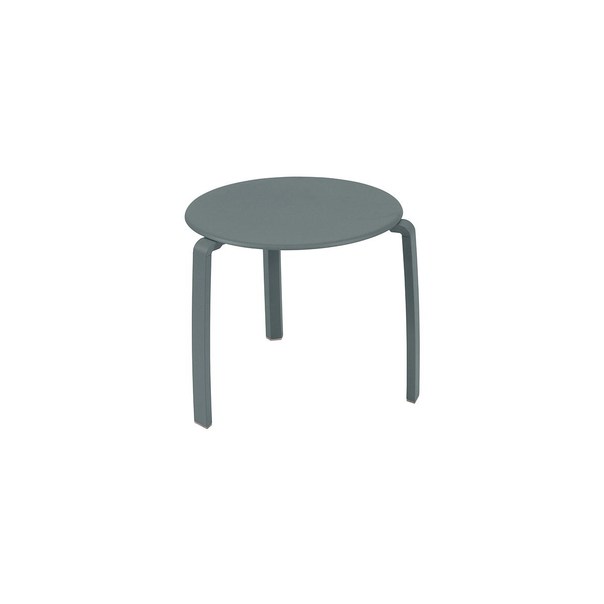 ALIZE by Fermob Table basse Gris orage