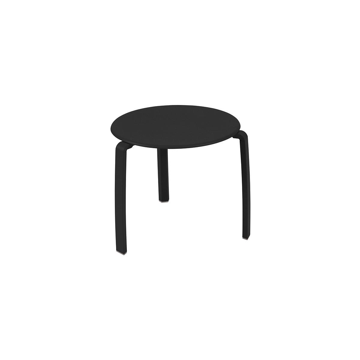ALIZE by Fermob Table basse Noir réglisse