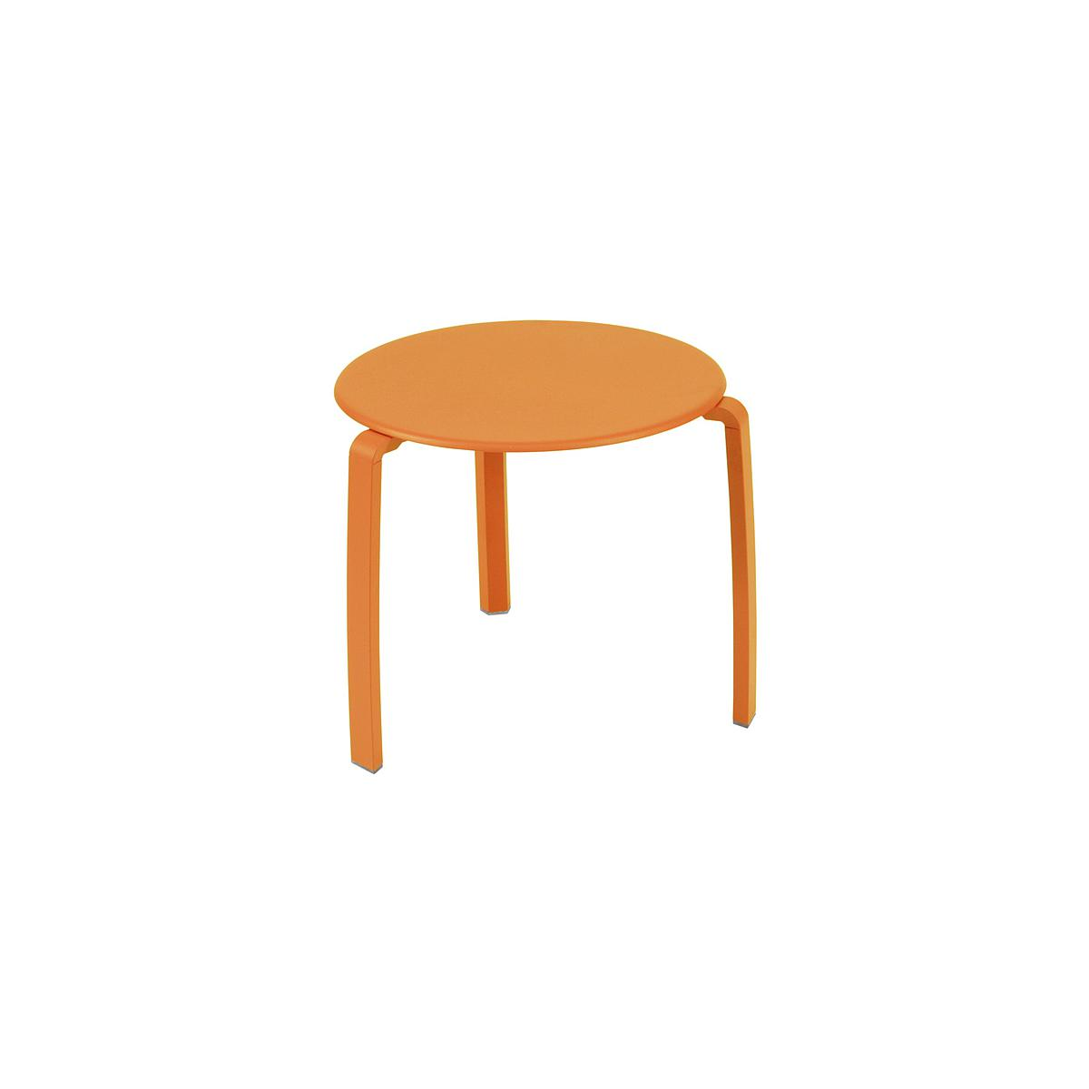 ALIZE by Fermob Table basse Orange carotte