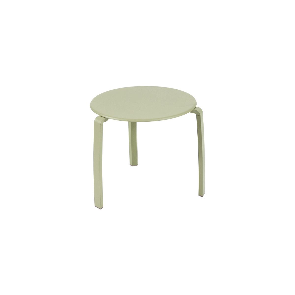 ALIZE by Fermob Table basse Vert tilleul