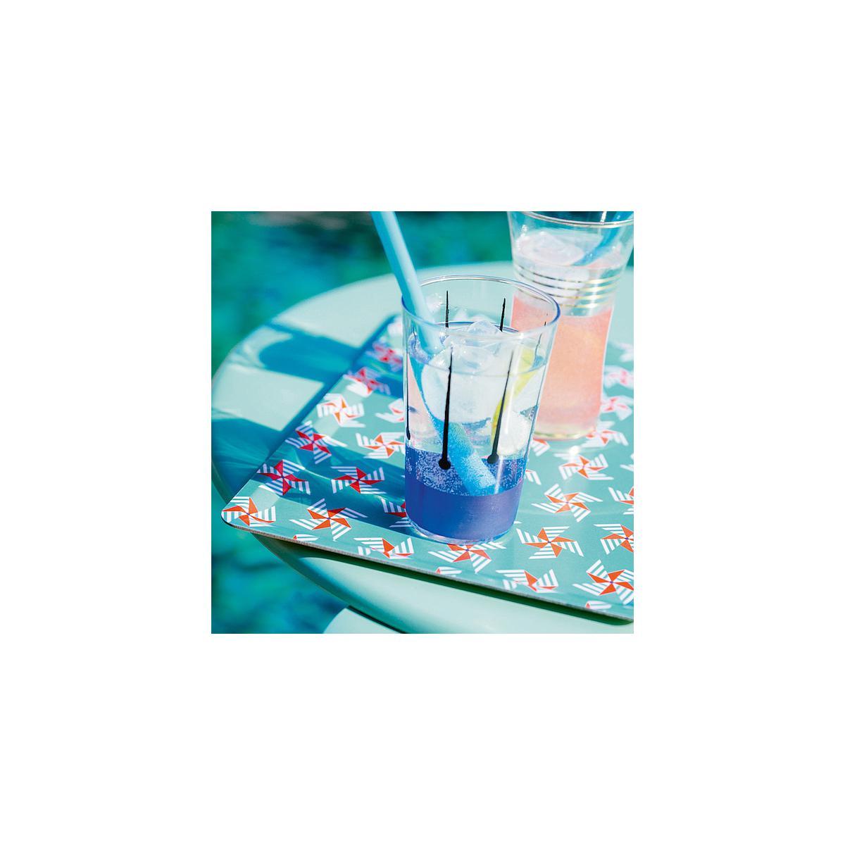 ALIZE by Fermob Table basse Vert verveine