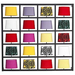 Applique murale carrée PARECCHI Kare Design