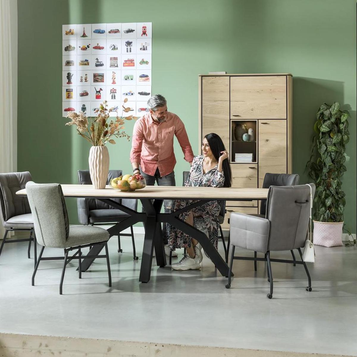 Armoire 110cm LIVADA Henders & Hazel Natural