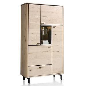 Armoire 110cm LIVADA Henders & Hazel Natural