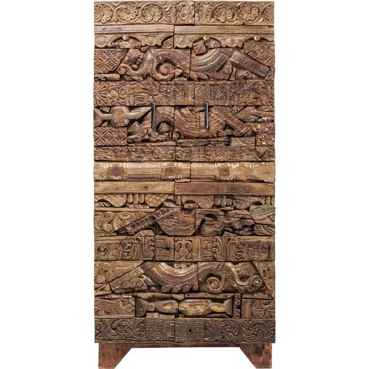 Armoire Shanti Puzzle Nature Kare Design 2 portes