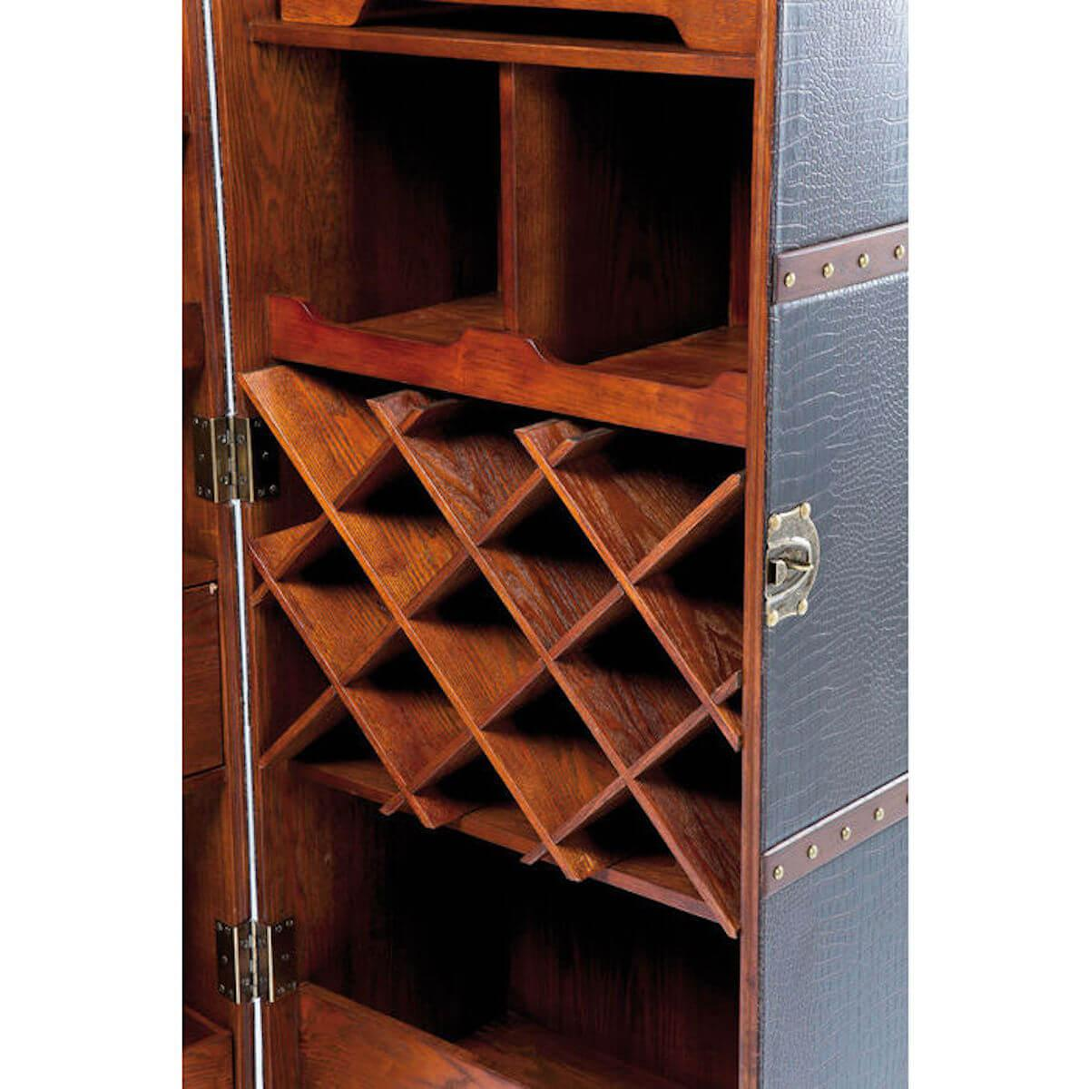 Armoire bar COLONIAL Kare Design