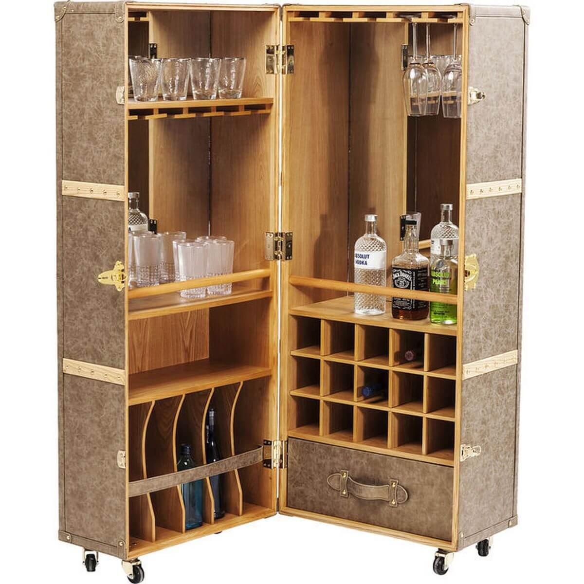 Armoire Bar WEST COAST Kare Design