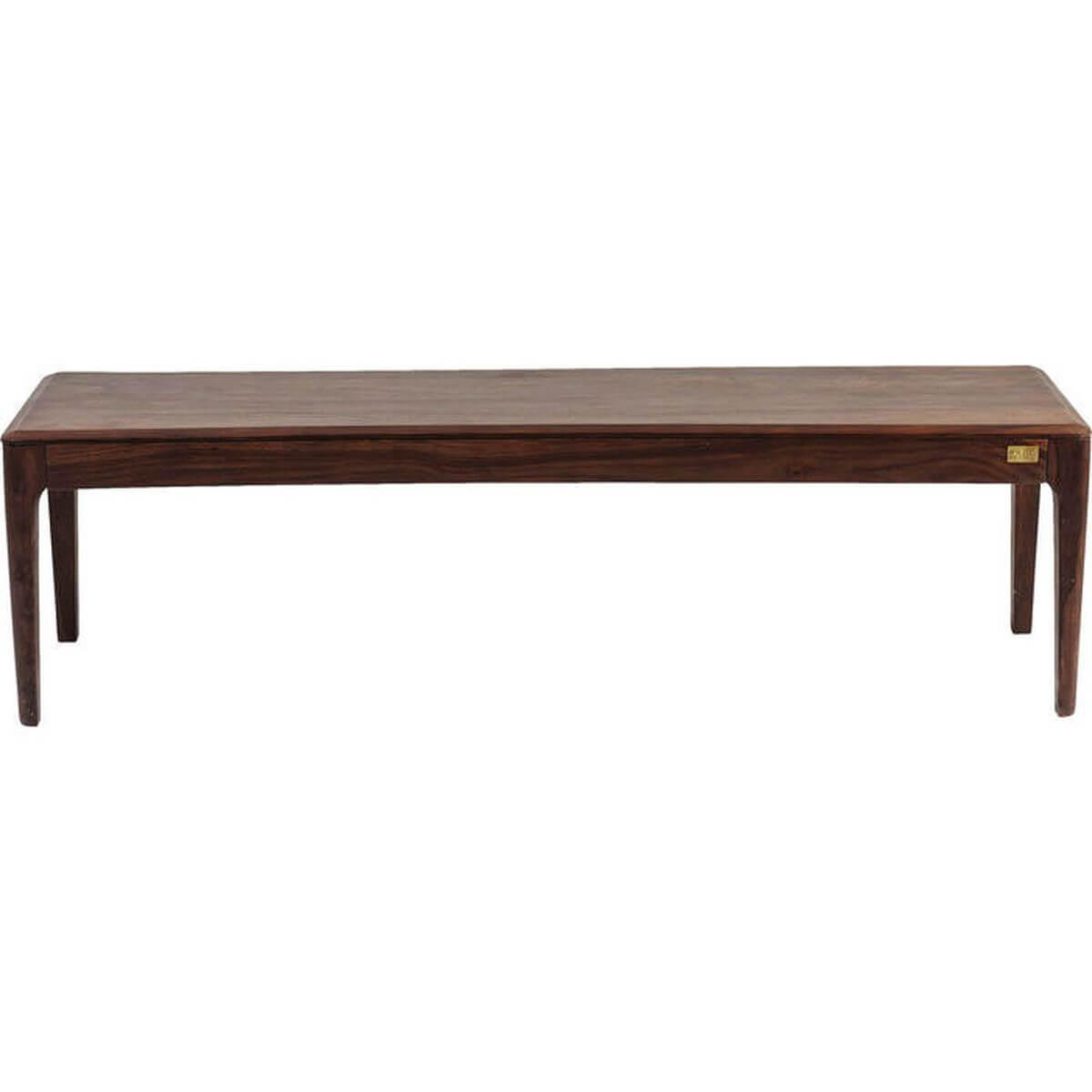 Banc Brooklyn Walnut Kare Design 160cm