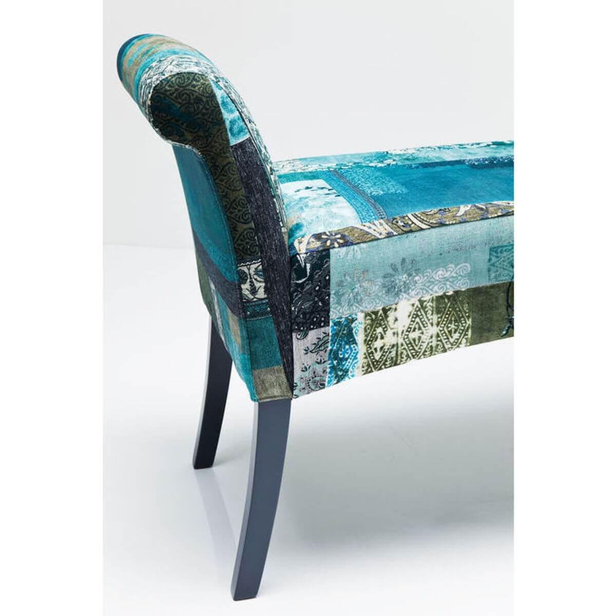 Banc MOTLEY Kare Design blue hour