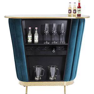 Bar AFTER WORK Kare Design doré