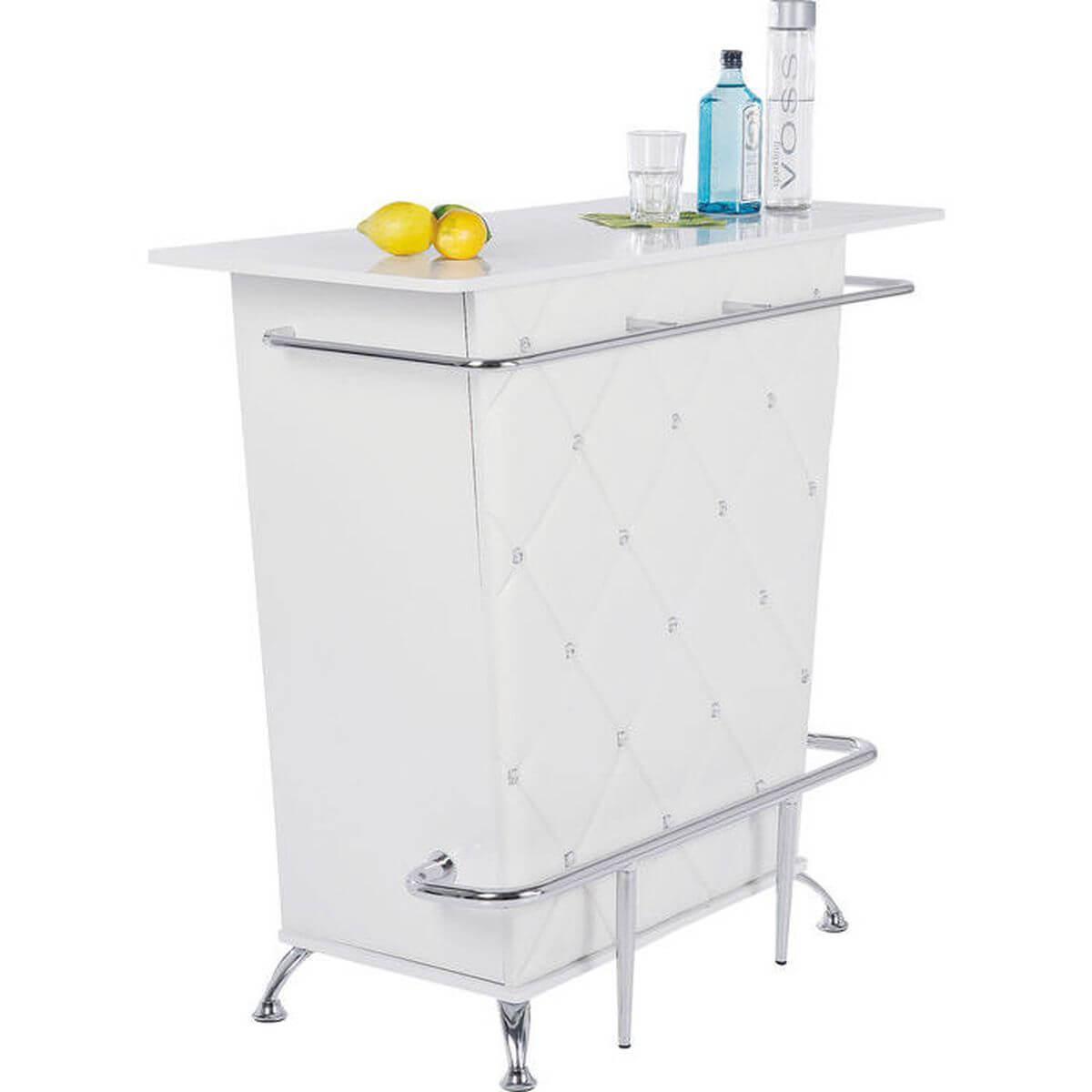 Bar LADY ROCK Kare Design blanc