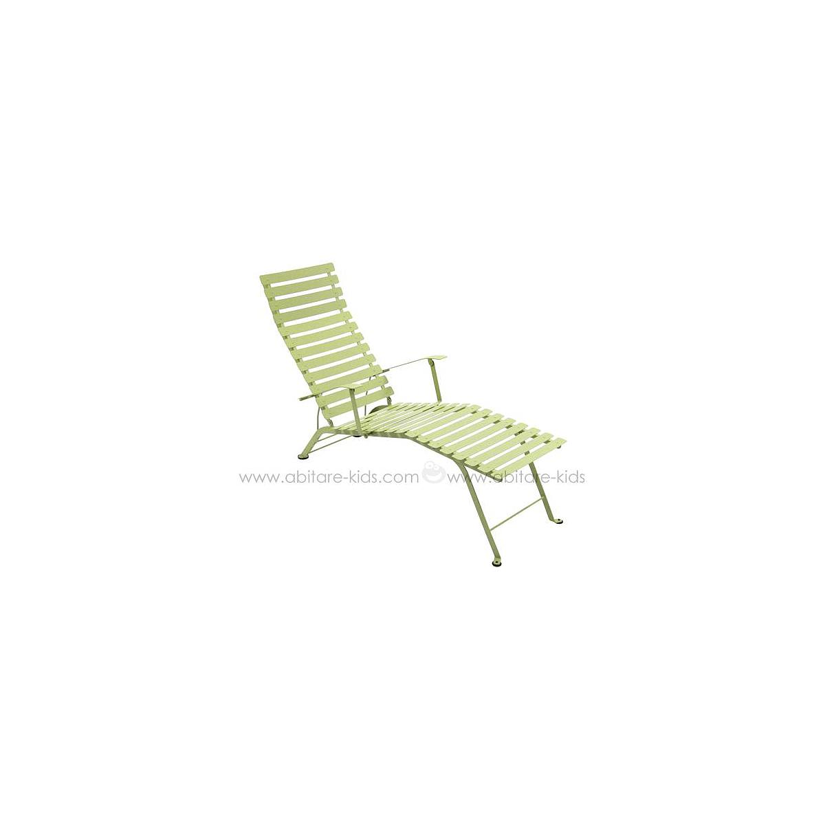 BISTRO by Fermob Chaise longue tilleul