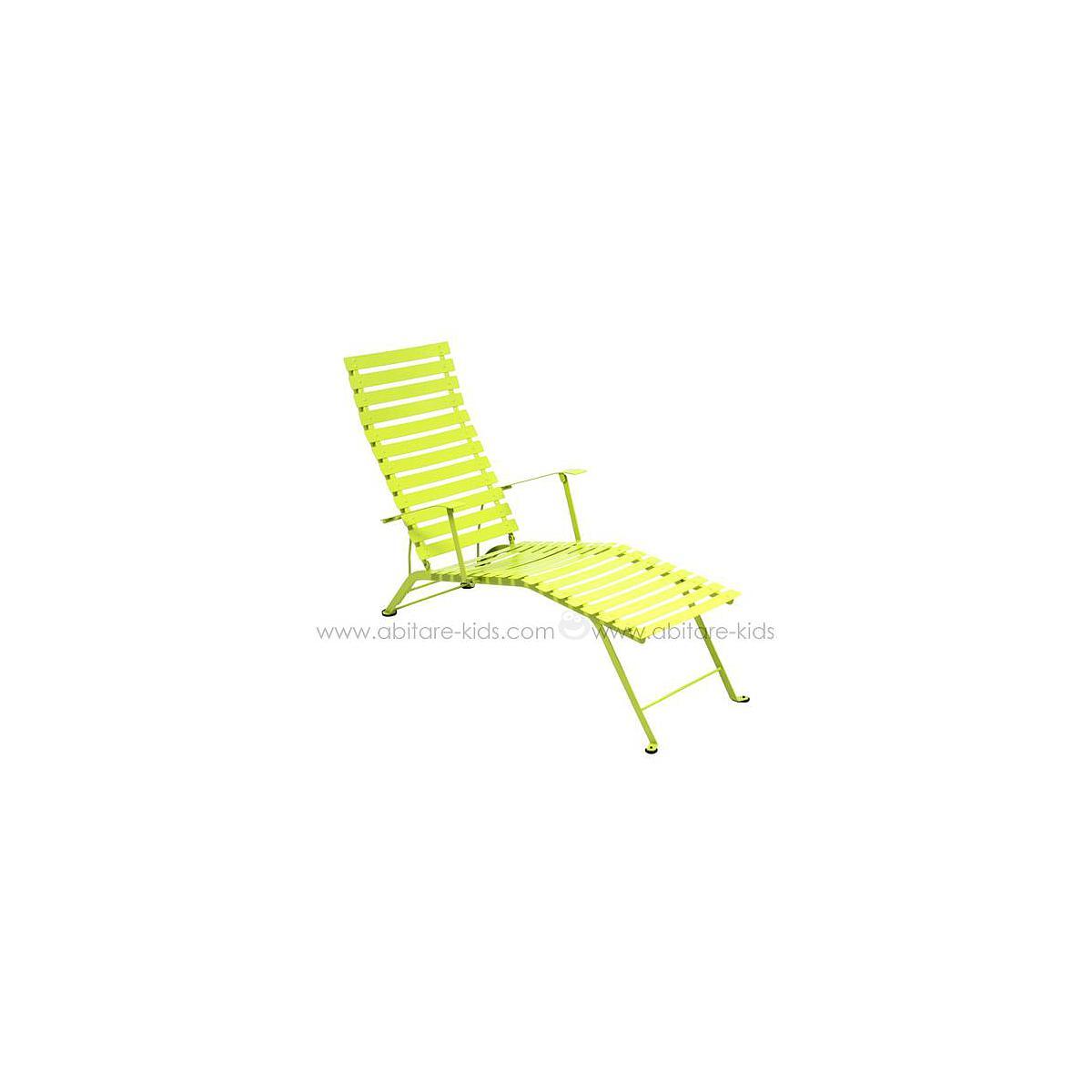 BISTRO by Fermob Chaise longue verveine