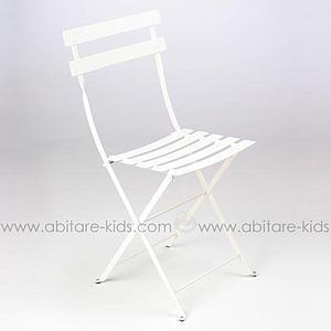 BISTRO by Fermob Chaise pliante blanc coton