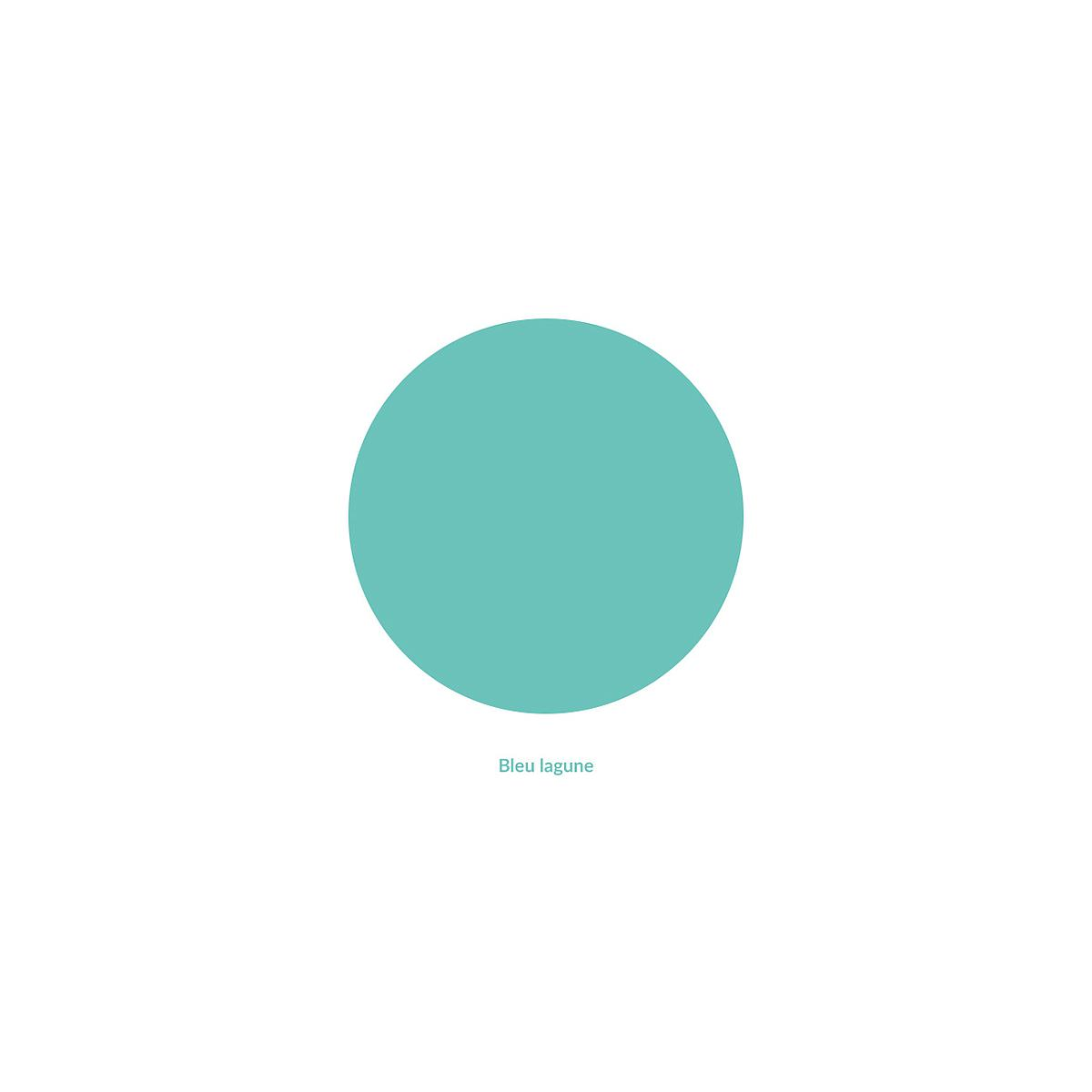 BISTRO by Fermob Chaise pliante bleu lagune