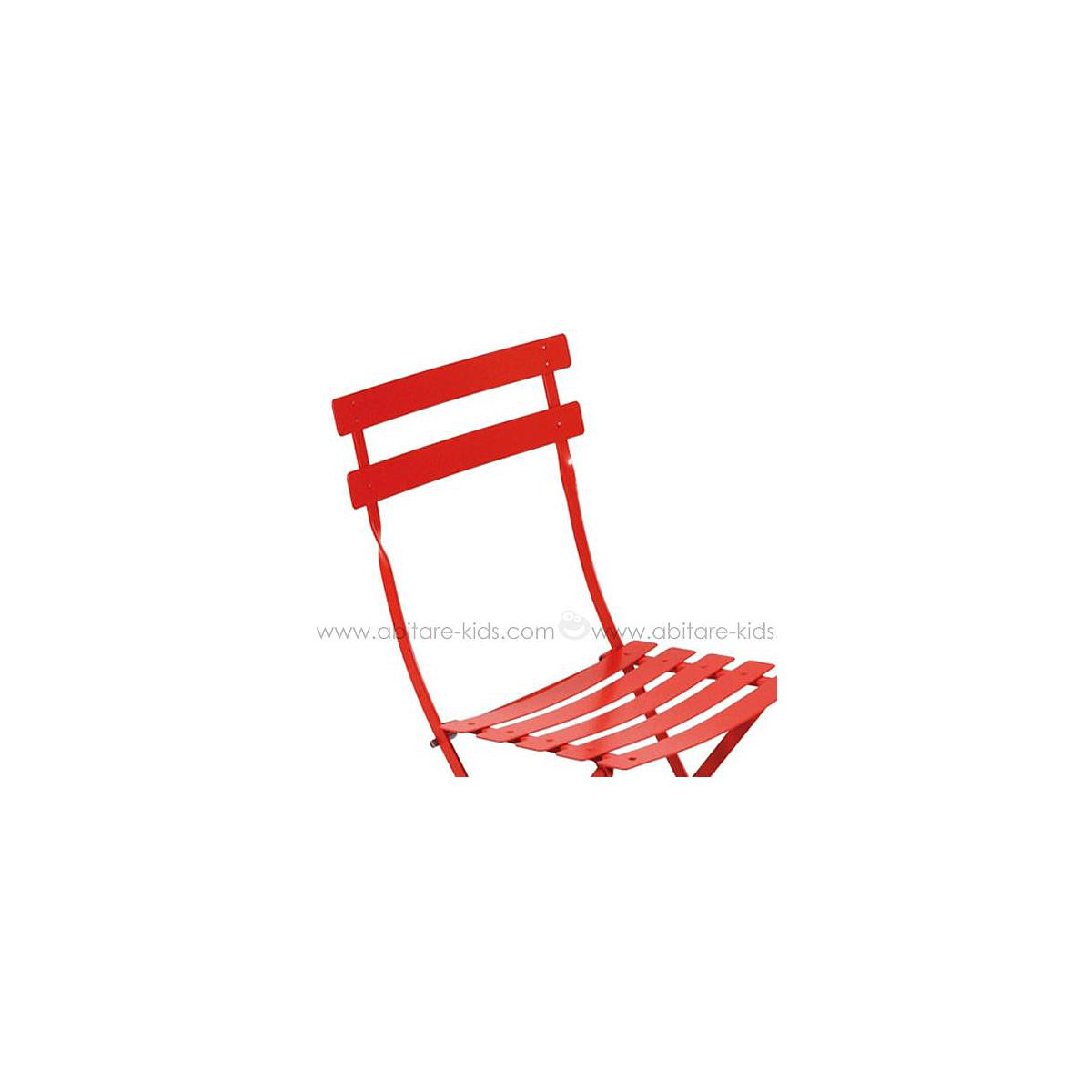 BISTRO by Fermob Chaise pliante coquelicot