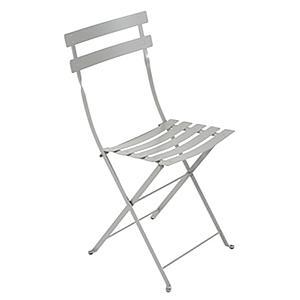 BISTRO by Fermob Chaise pliante gris métal
