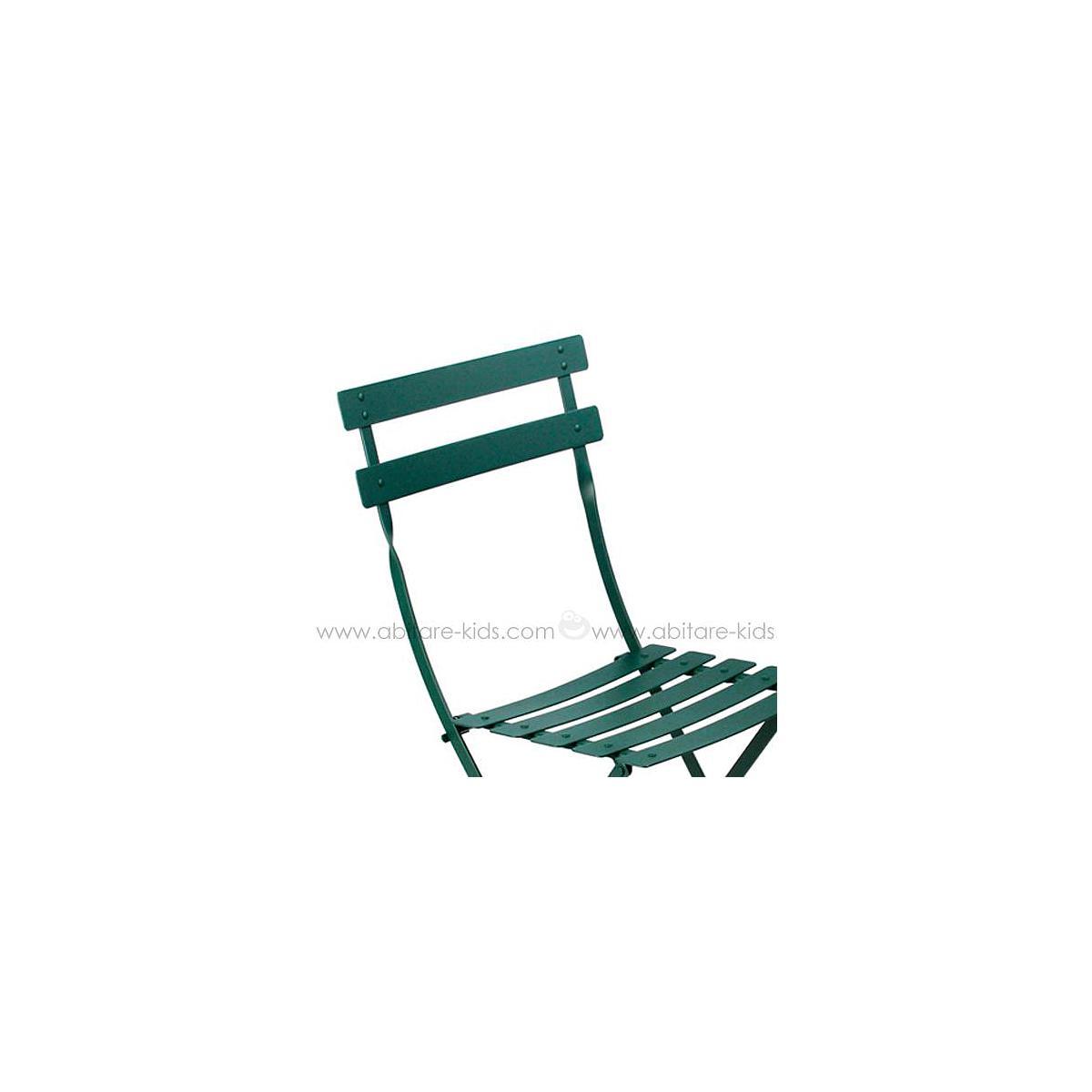 BISTRO by Fermob Chaise pliante vert cèdre