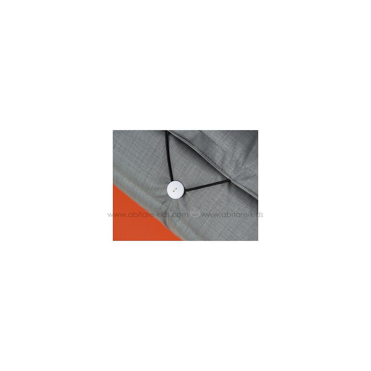 BISTRO  by Fermob Coussin pour chaise longue gris