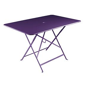 BISTRO by Fermob Table 117x77 cm Aubergine