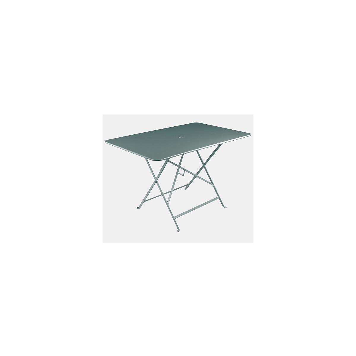 BISTRO by Fermob Table 117x77cm Gris orage