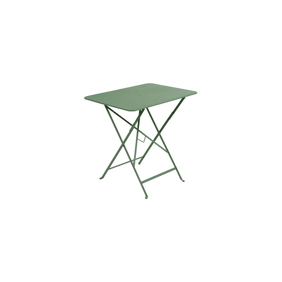 BISTRO by Fermob Table 77x55cm  Vert cèdre