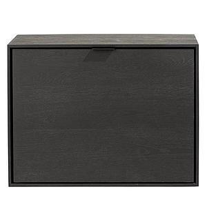 Box rabattante 45x60cm ELEMENTS Xooon Onyx