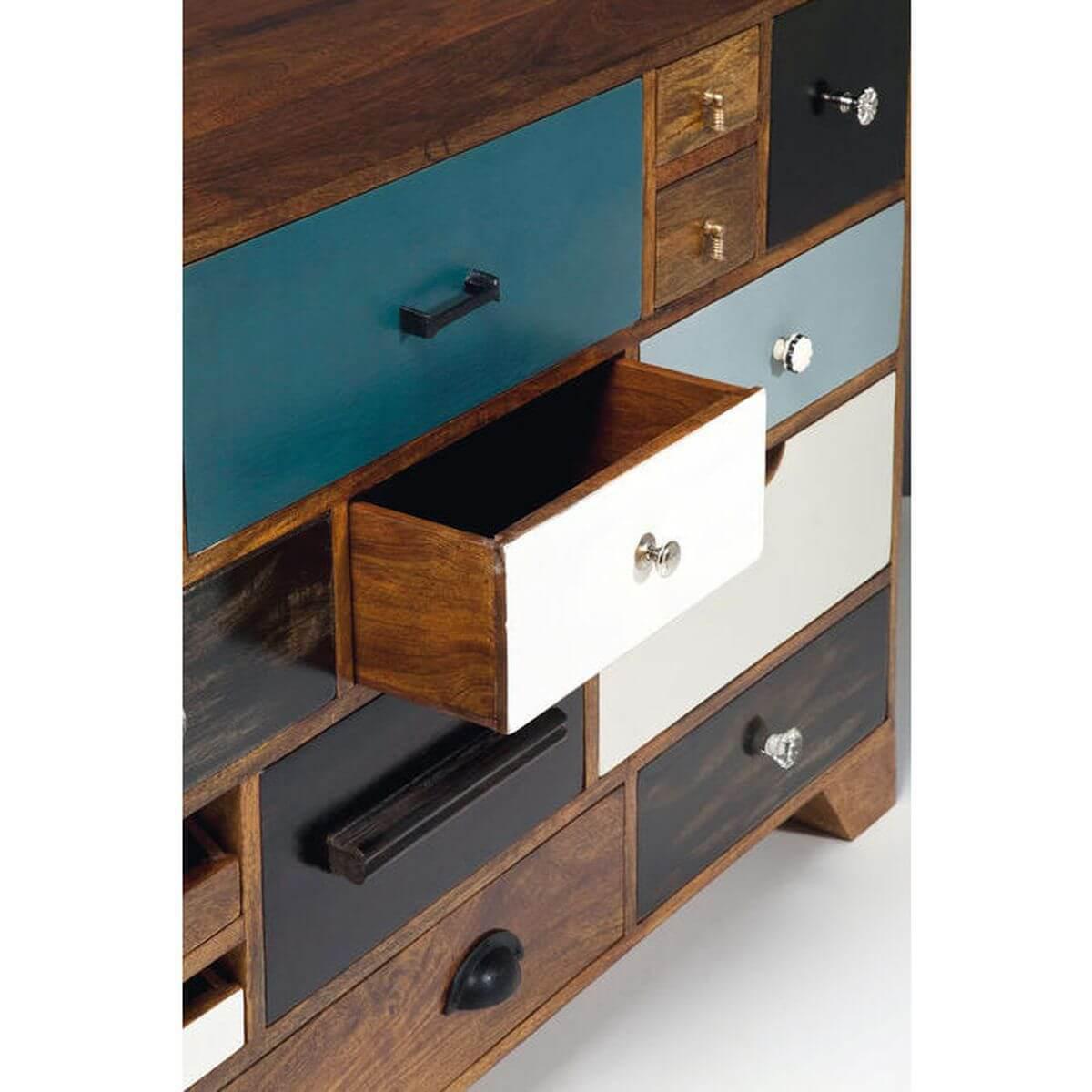 Buffet 14 tiroirs BABALOU Kare Design