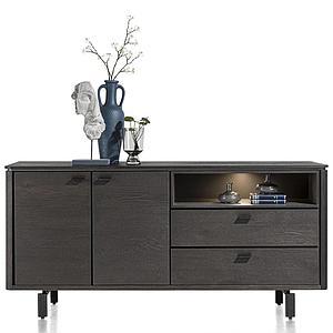 Buffet 180 cm onyx LIVADA Henders & Hazel