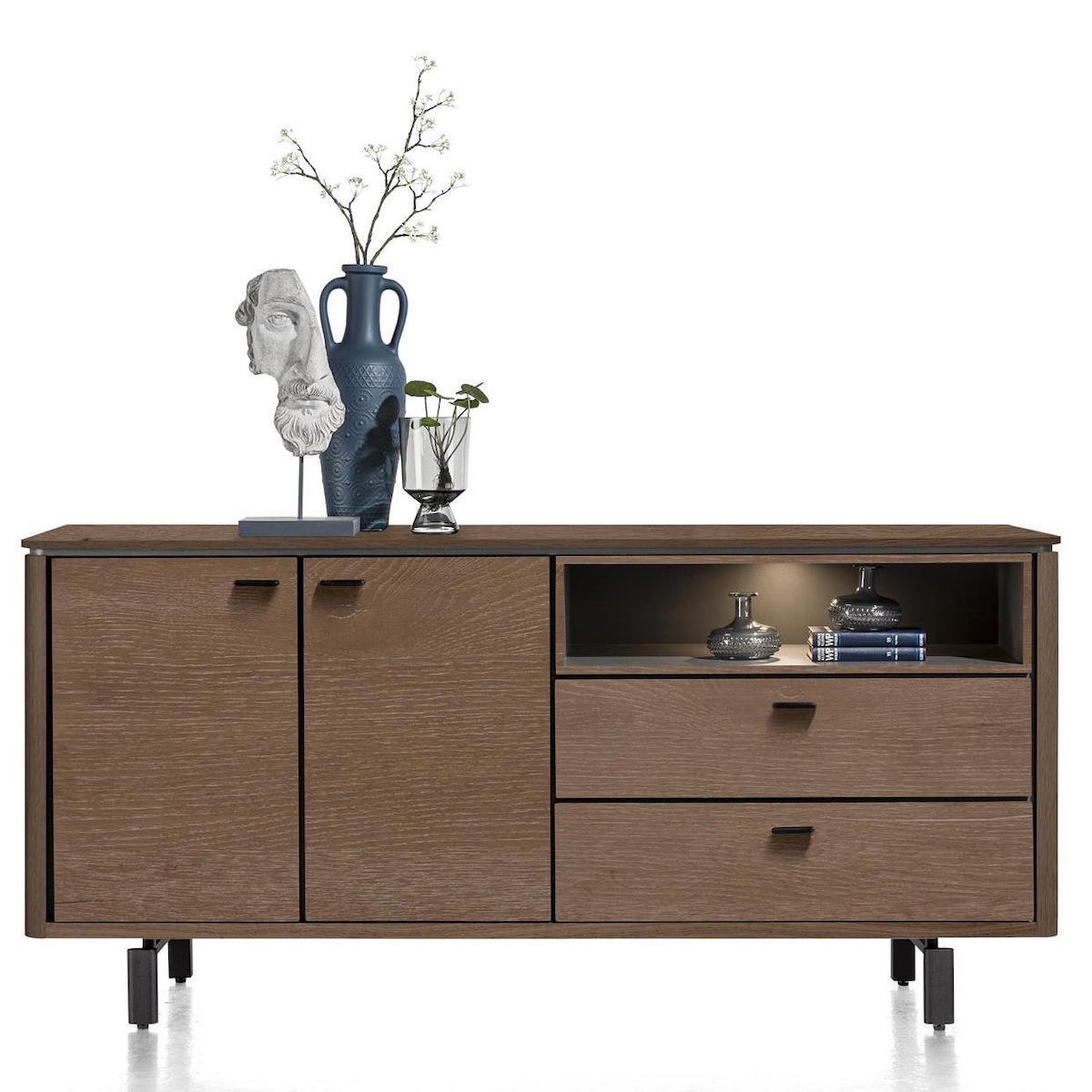 Buffet 180cm LIVADA Henders & Hazel choco brown