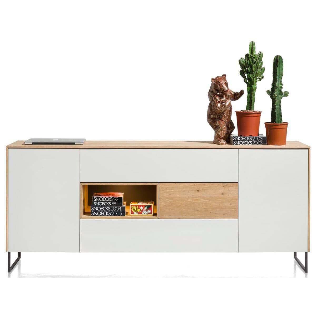 Buffet 200cm LED DARWIN Xooon