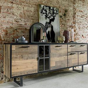 Buffet 230cm AVALON Henders & Hazel Driftwood