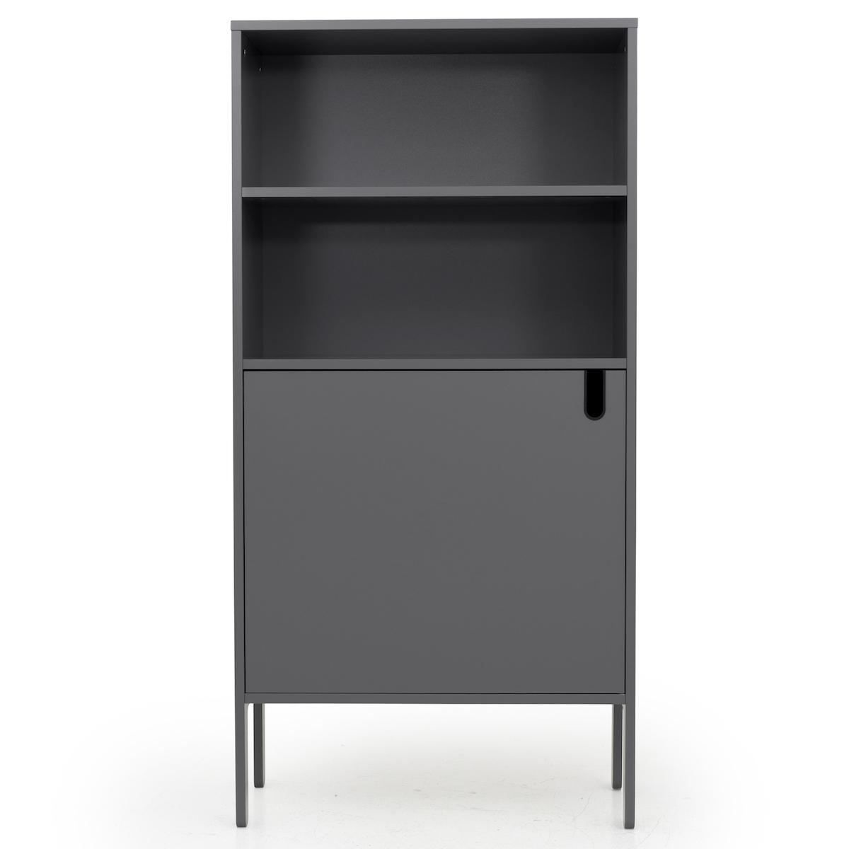 Cabinet large UNO Tenzo gris