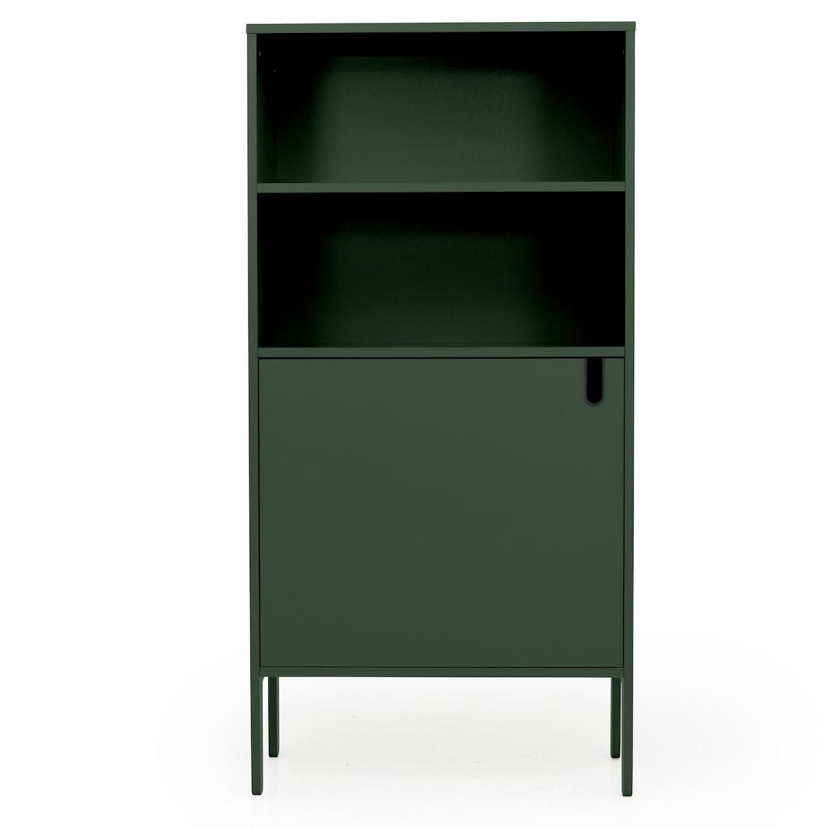 Cabinet large UNO Tenzo vert
