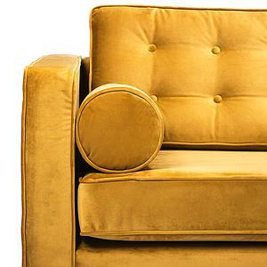 Canapé 3 places N101 Ethnicraft gold velvet