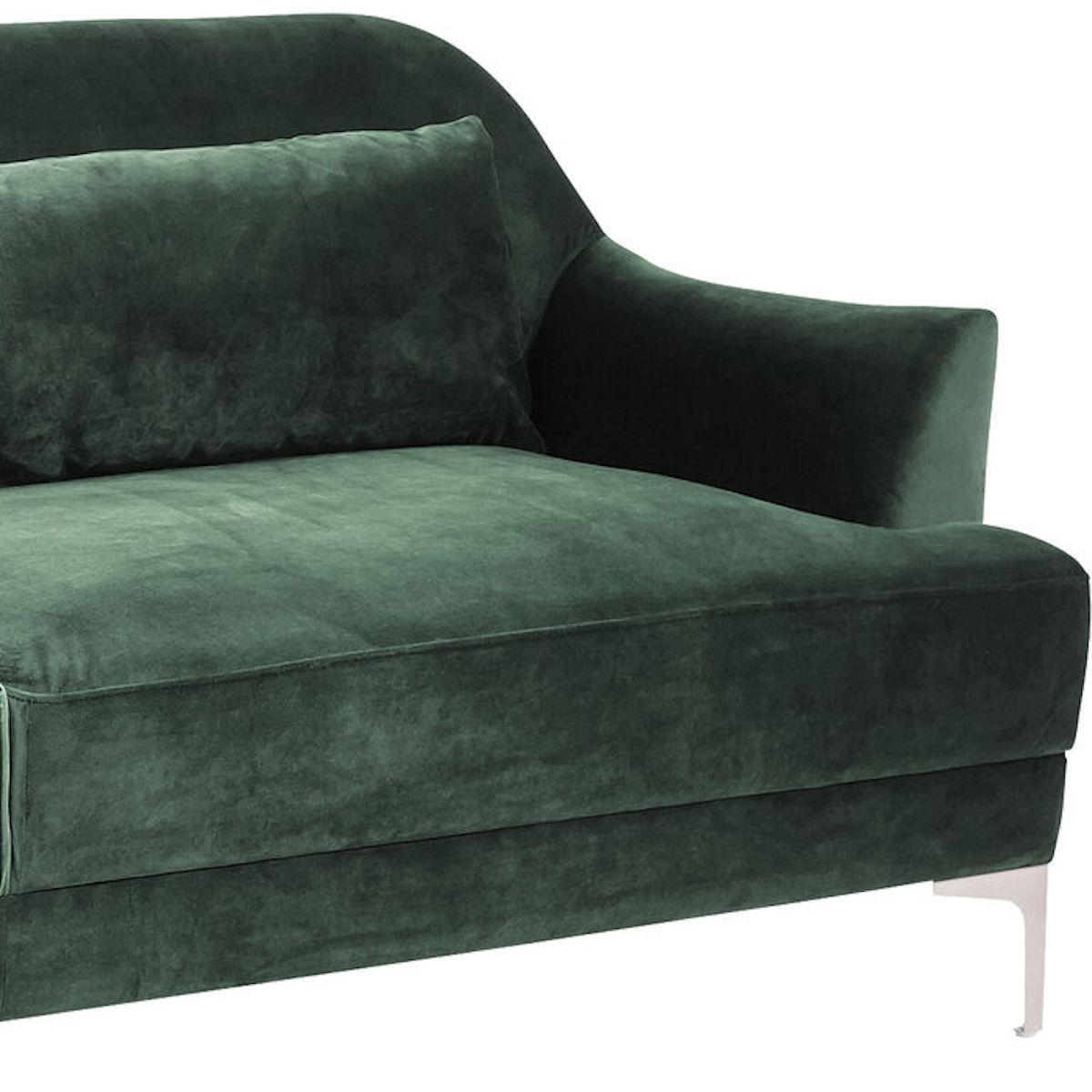 Canapé 3 places PROUD Kare Design vert