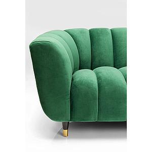 Canapé 3 places SPECTRA Kare Design vert