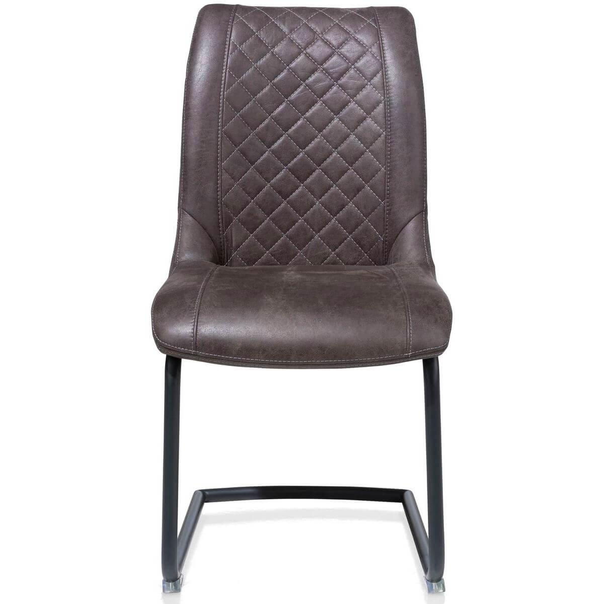 Chaise ARMIN Henders & Hazel anthracite