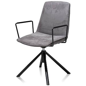 Chaise BRODY Henders & Hazel anthracite