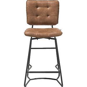 Chaise de bar JULIEN Henders & Hazel cognac