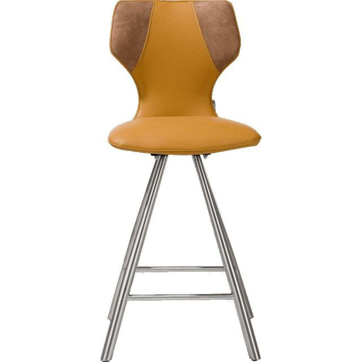 Chaise de bar SCOUT Xooon orange