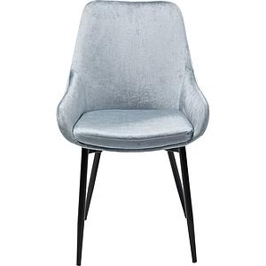 Chaise EAST SIDE Kare Design gris