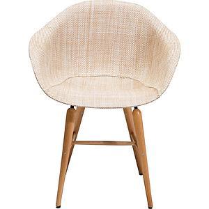 Chaise FORUM WOOD Kare Design naturel
