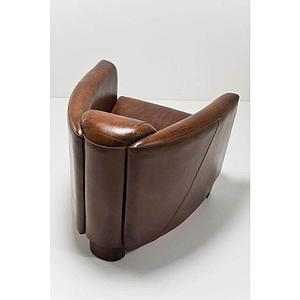 Chaise longue CIGAR Kare Design marron