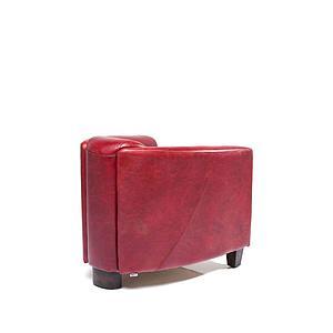 Chaise longue CIGAR Kare Design rouge